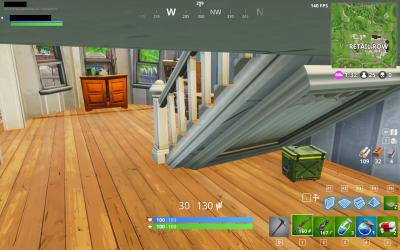 Retail Row Fortnite Ammo Crate in H6