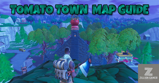 Tomato Town Fortnite Chest in G3